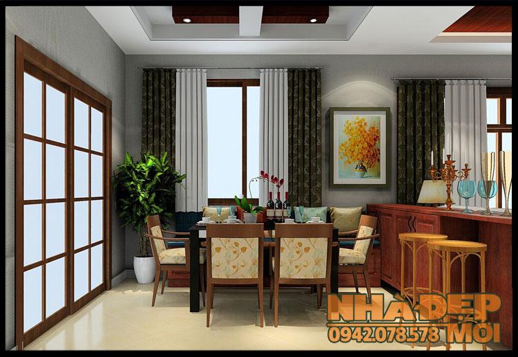 mẫu thiết kế nội thất chung cư đẹp 2017