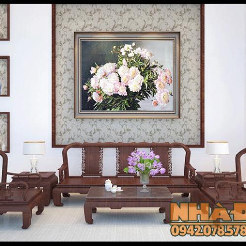 Thiết kế nội thất nhà phố đẹp 2 tầng của gia đình Anh Thắng tại TP. Biên Hoà-Đồng Nai-NT12052017